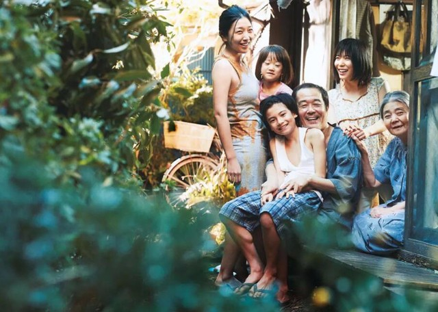 【遗憾】华语影片又与金棕榈擦肩而过了,今年的最佳影片是日本的《小偷家族》!