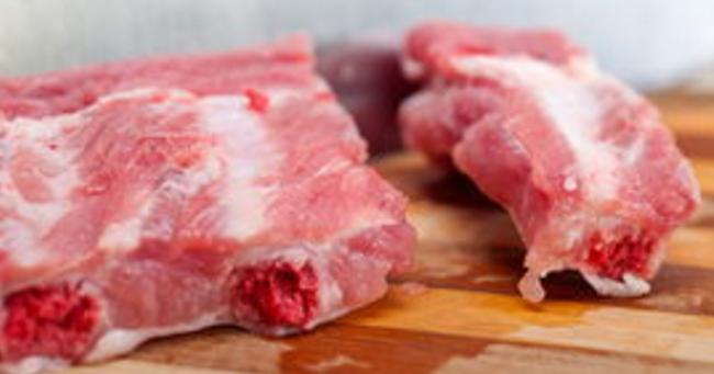 【求解】超市里的猪肉按下去回弹很慢,不新鲜吗 ?