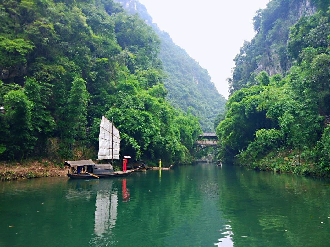【舒服】如黛烟波,如画清江!三峡风景太美好了,顺道拐到潜江惬意地吃了一顿虾子!