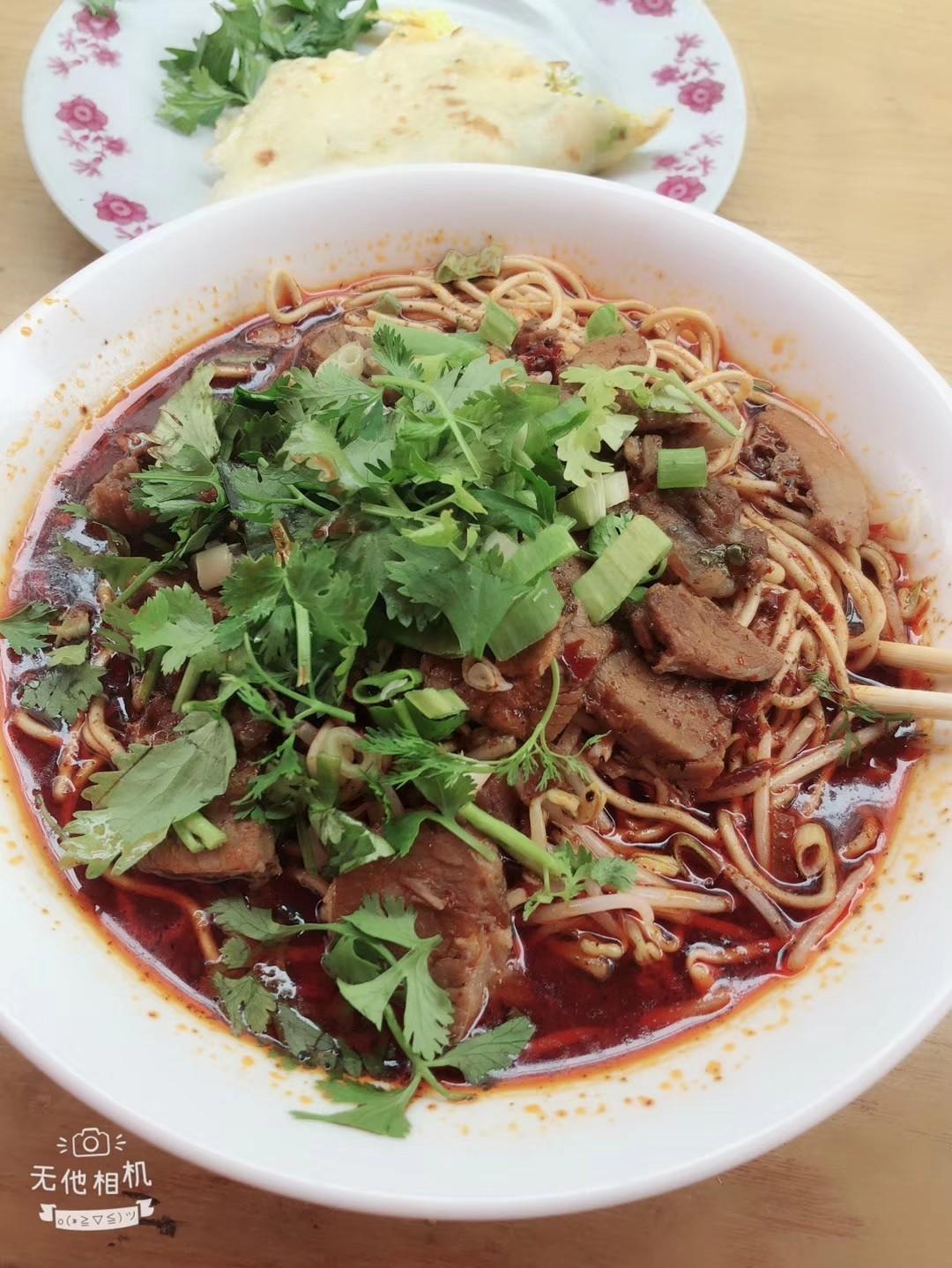 【好吃】武汉哪里有正宗一点的襄阳牛肉面?求推荐!