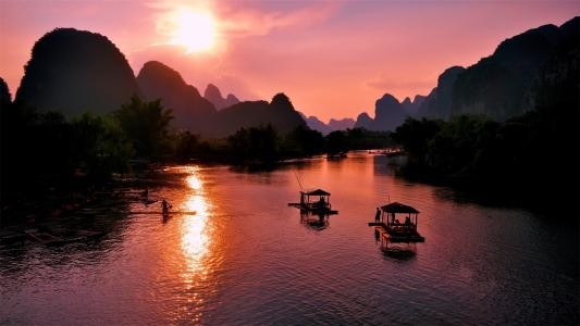 【游记】桂林山水甲天下,记端午节假期与父母桂林自由行!