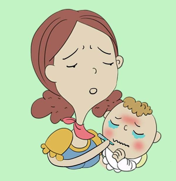 【着急】两岁半宝宝反复发烧,已经两天两夜了,快急死了!得意大神帮帮我!