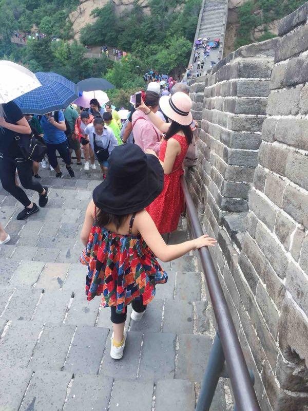 """【游玩】总算是从北京""""逃""""回来了,39.5度的天气,出行需慎重!"""