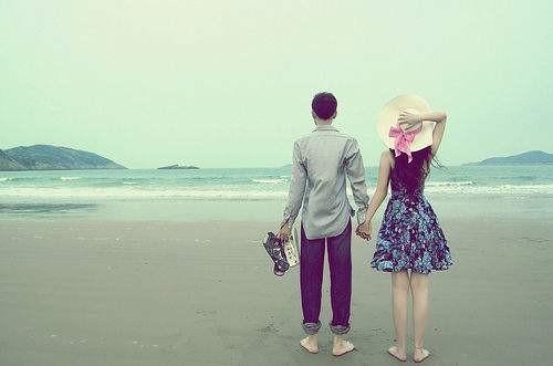 【纠结】刚开始交往的男生是否该一起去旅行?关键是我还不确定是否喜欢他!