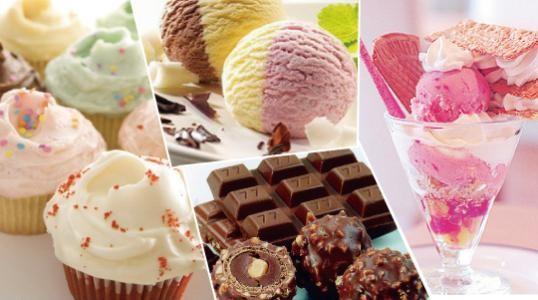 【猛戳】依靠甜食而开心起来,是需要承担开心后果的呀!