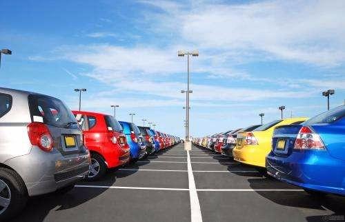 看看多少人对停车有强迫症,一定要按规范停车!