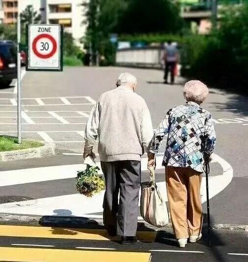 能够和一个人相爱到白头,那才是爱情的最高境界!