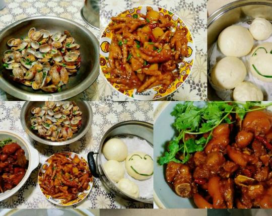 【下厨糗事】好好经营自己的生活,看着自己做的菜也有一种成就感!