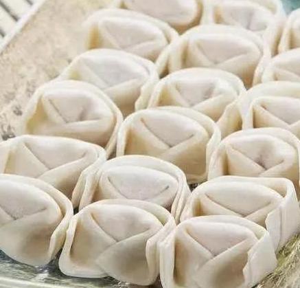 你嫌弃包馄饨饺子很麻烦,可能是你不会包吧!