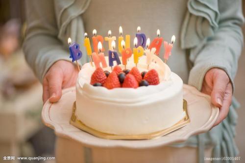 昨天生日一个人!现在还会有人记得你的生日吗?