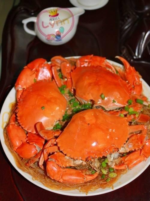 怀孕四个多月能吃螃蟹不?美味的螃蟹看着真的很馋啊!