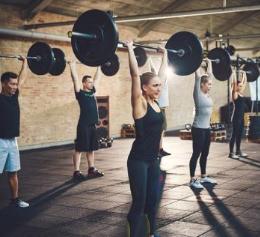 给健美健身初级训练者的训练建议:超负荷,超收获!
