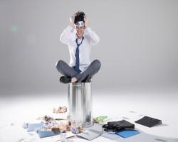 每次过完周末,都比上班还累!你们都怎么排解工作压力?