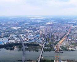 长江新区如果可以搞起来,武汉未来十年可能进入世界一线城市之列,就像10年前的广州一样!