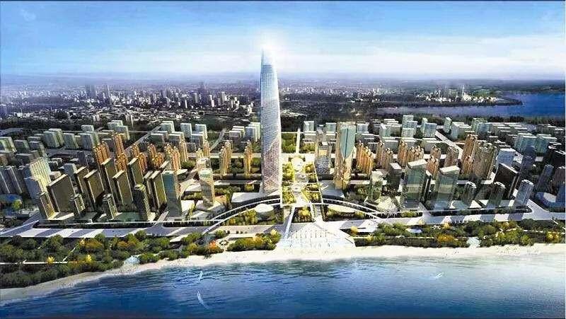 盘点!武汉究竟有几大商务区在建设规划?