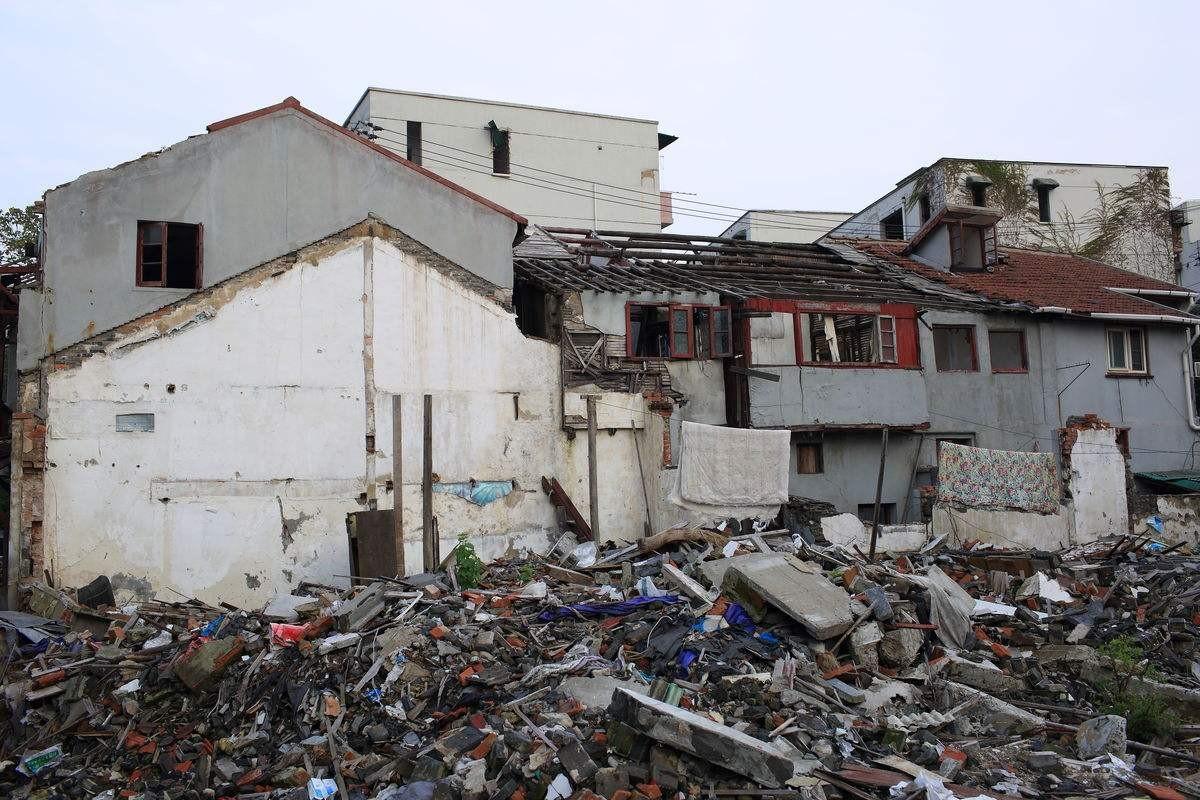 发现好多人看不起住拆迁房的!住商品房的难道就高人一等?