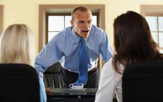 总是被上司找茬,已经不止一次想哭了,真心累!