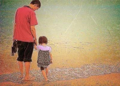 父亲写给5岁女儿的信!这七点人生建议作为生日礼物送给你!