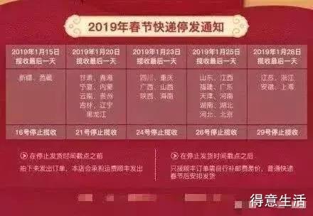 """""""2019年快递停运时间表""""出炉?武汉1月25日之后真的就不能发快递了吗?"""