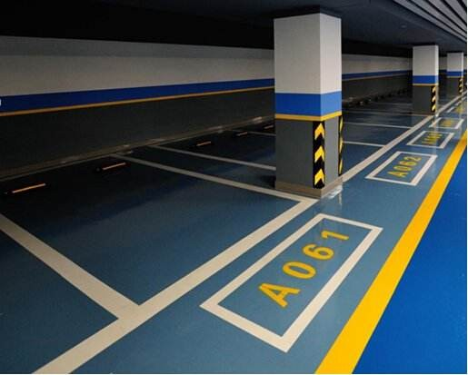 现在停车场用人去占领车位的奇葩多不多?碰上真不好对付!