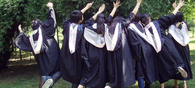 毕业七年后,你和你的同学差距有多大?