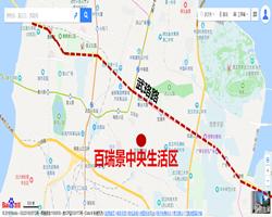 武昌内环+教育+地铁+商圈+10年口碑!百瑞景还有最后一栋未开盘!
