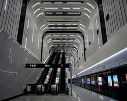 最新!武汉光谷火车站、地铁8号线二期明年通车!还有这些工程也有进展!