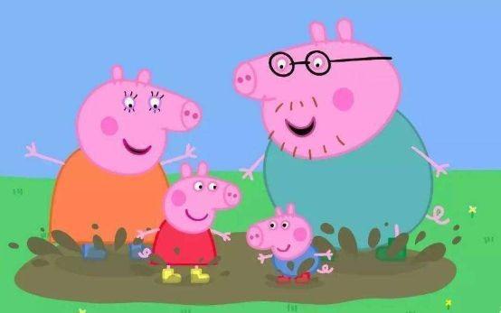 小猪佩奇毁了一批孩子,来自一个全职宝妈的心声!