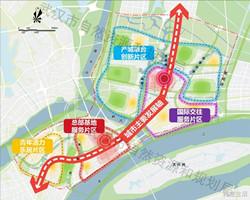 来了!长江新城终于由蓝图转为现实!