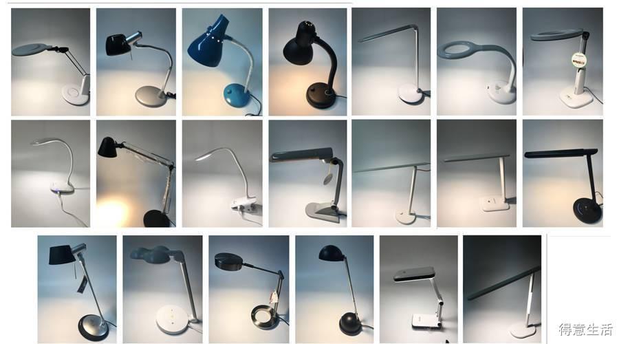 20款常见护眼台灯测评,从20元到两千都有,什么样的台灯才算好?