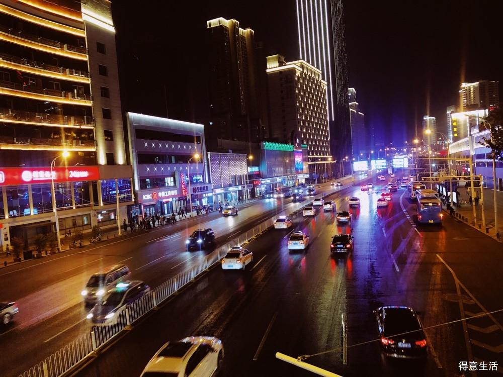 武汉夜景好美,你们知道我在哪里拍的吗?