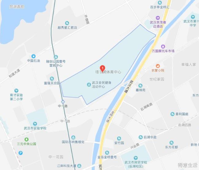 码住!武汉这些体育场馆免费开放!周末去运动一下?
