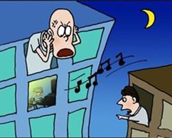 天天被更年期的邻居投诉,打算卖房走人了!