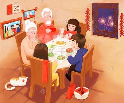 春节聚餐盯紧孩子吃进嘴的东西,别让你的不好意思,葬送了孩子一生!