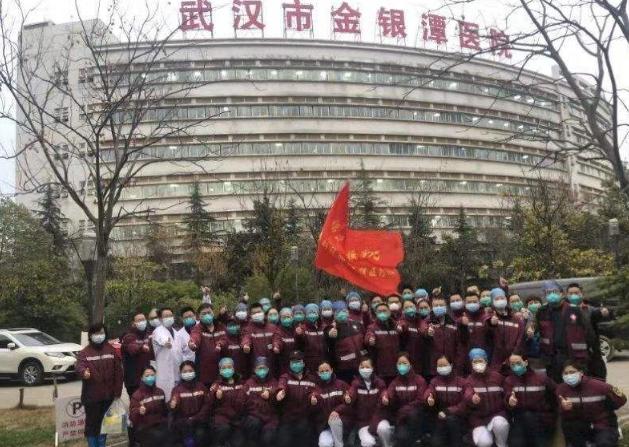 痛心!武汉第八医院院长王萍感染新冠肺炎,正住院治疗 !