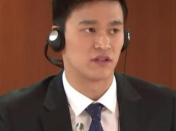 """孙杨涉""""暴力抗检""""案宣判,被判禁赛8年!"""