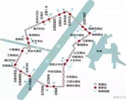 好消息!地铁12号线正式开工!快看看经过你家吗?