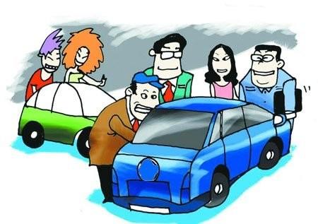 疫情之前嫌老公买车浪费,现在觉得车是必需品... ...