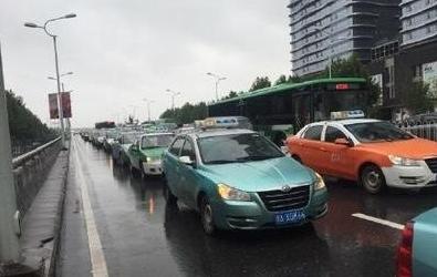 扩散周知!武汉市出租车拟于4月8日恢复运营!