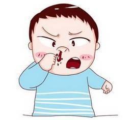 小孩鼻塞用手擦就流鼻血,医生说上火太干燥,没解决方法怎么办?