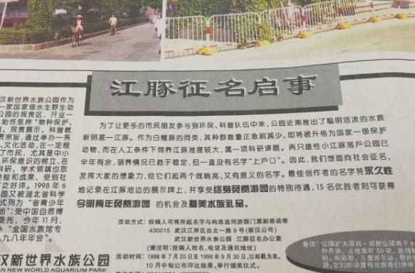 有武汉的8090后还记得汉口塔子湖的新世界水族公园吗?