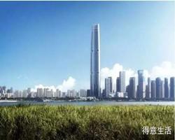 武汉的高楼大厦不仅只有绿地中心,还有这些高楼小编已为你盘点!