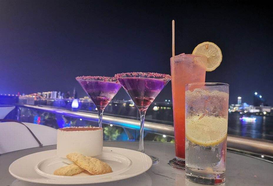 可以看日落的最美江景露天酒吧,快来看看是哪里吧!