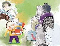 陪伴孩子重要,还是努力工作给孩子创造更好的资源教育重要?