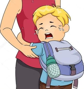 孩子说在学校与同学发生矛盾争执时特别想哭,该怎么办?