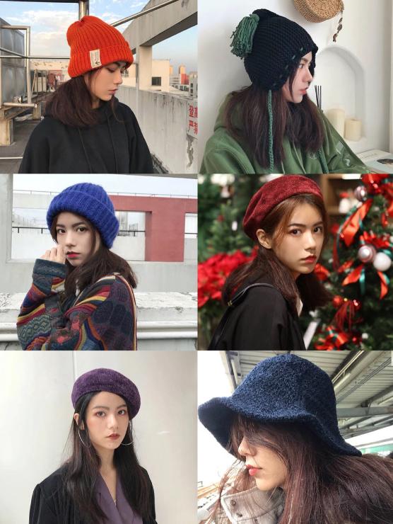 【每日一问】这波时髦又实惠的秋冬季帽子推荐合辑,来的太及时!你收藏没?