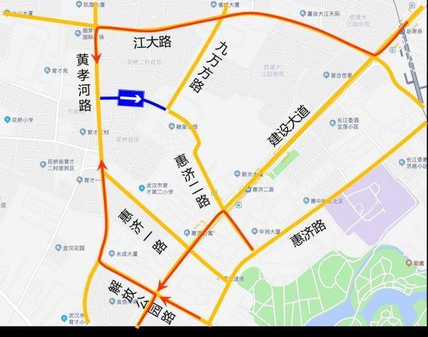 过早冒|注意,武汉人买感冒药需实名登记!明日起,汉口和青山部分道路施工需绕行!