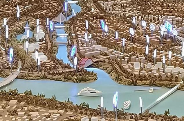 武汉到底有多少座桥,看完这个模型我惊呆了!