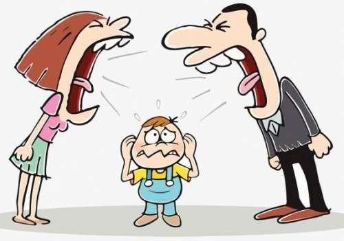 吵吵闹闹7年,已经心灰意冷了,现在想离婚,但又怕孩子受苦可怜!