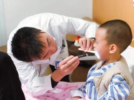 小孩子的扁腺手术应该选择什么医院,有在中医院做过手术的么?